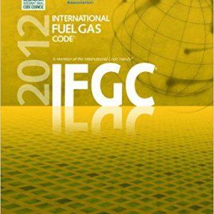 International Fuel Gas Code 2012