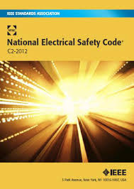 National Electrical Safety Code 2012