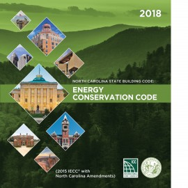 North Carolina State Energy Conservation Code 2018