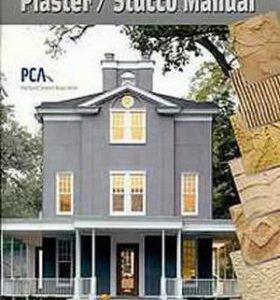 portland- cement plaster (stucco) manual