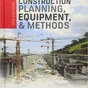 construction Planning Equipment and Methods 9th