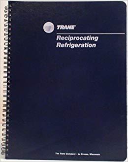trane reciprocating refrigeration manual