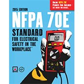 NFPA 70E 2015 Standard for Electrical Safety in the workplace