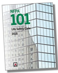 nfpa 101-2018 life safety code
