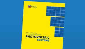 NRCA guidelines for rooftop mounted photovoltaic systems 2nd edition