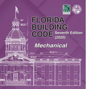 2020 florida building code mechanical